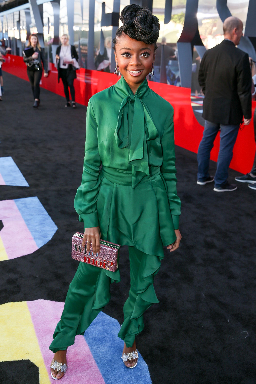 Premiere Of Lionsgate's 'Power Rangers' - Red Carpet