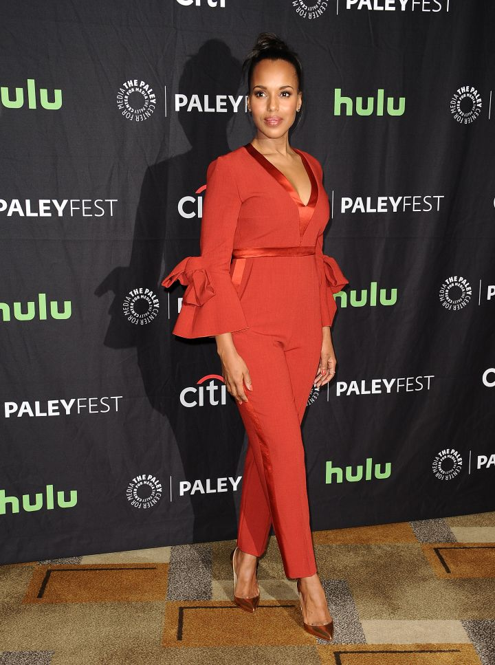 Kerry Washington attends the The Paley Center For Media's 34th Annual PaleyFest Los Angeles