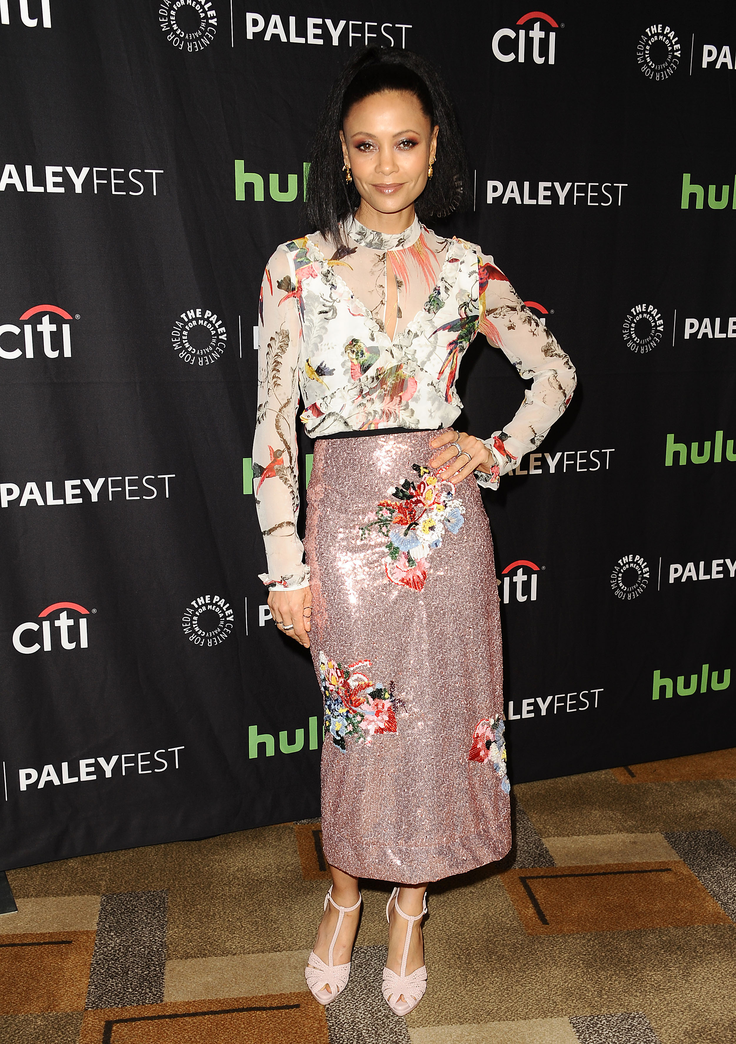 The Paley Center For Media's 34th Annual PaleyFest Los Angeles - 'Westworld' - Arrivals