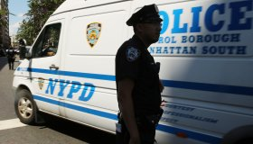 Three Law Enforcement Officials Shot In NYC's Greenwich Village