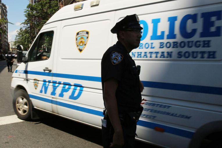 Three Law Enforcement Officials Shot In NYC's Greenwich Village