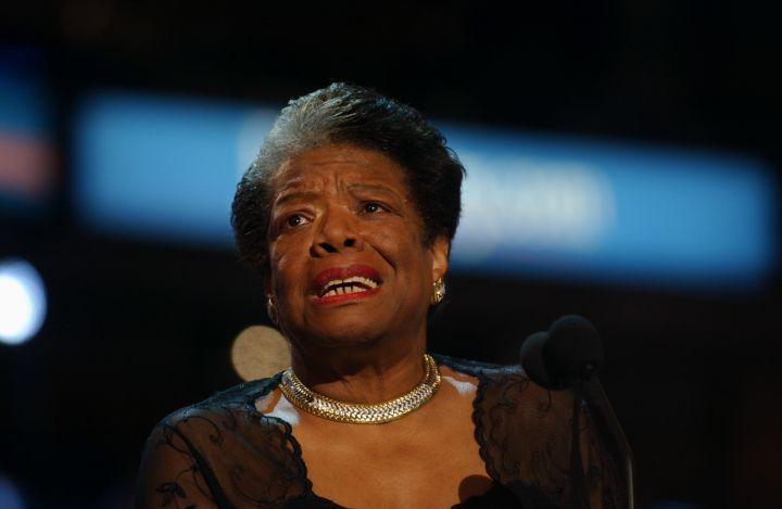 2004 DNC - Dr. Maya Angelou