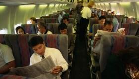 United Shuttle Passengers