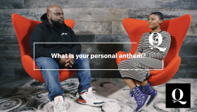 The Q Video series - personal anthem