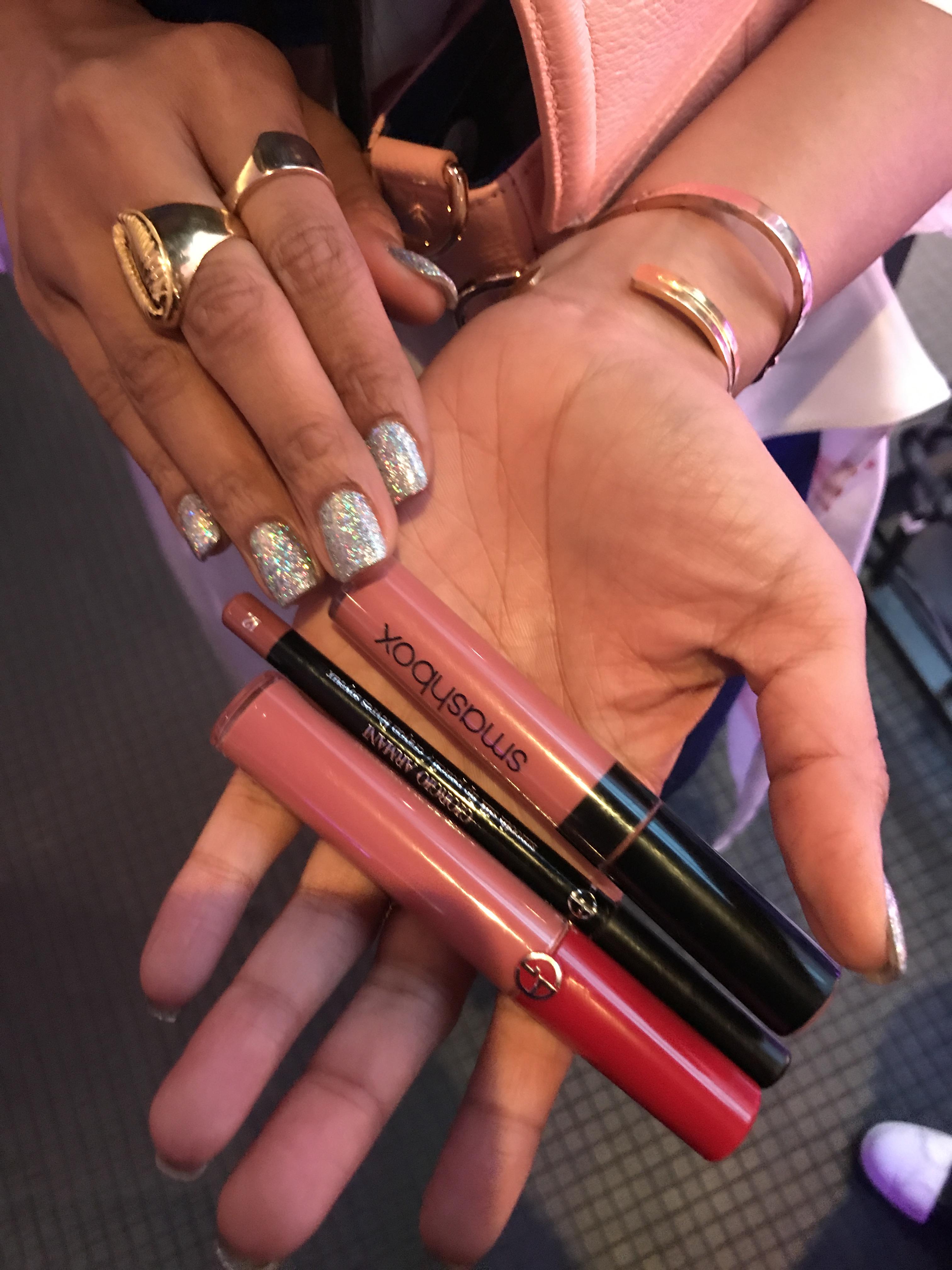 Vanessa Simmons makeup