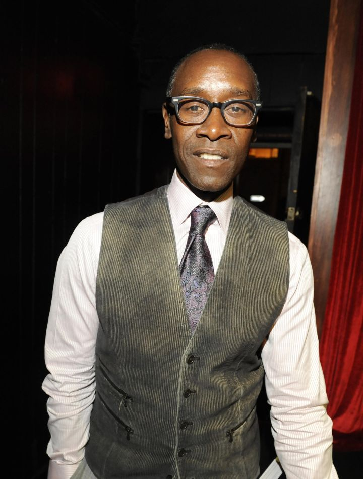 """Don Cheadle, Lead Actor In A Comedy Series, """"Black Monday"""""""