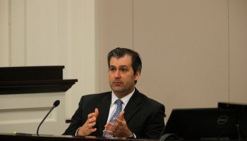 Former North Charleston Police Officer Michael Slager Murder Trial Continues