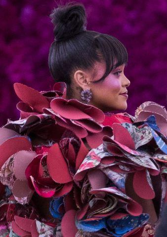 'Rei Kawakubo/Comme des Garcons: Art Of The In-Between' Costume Institute Gala - Sightings