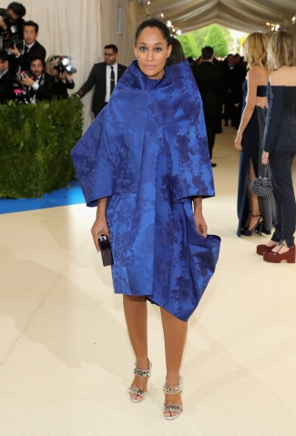 'Rei Kawakubo/Comme des Garcons: Art Of The In-Between' Costume Institute Gala - Arrivals