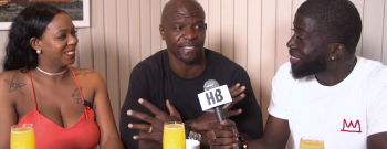 BFF Day 3/ Terry Crews