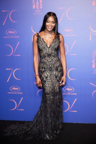 70th Anniversary Dinner Arrivals - The 70th Annual Cannes Film Festival