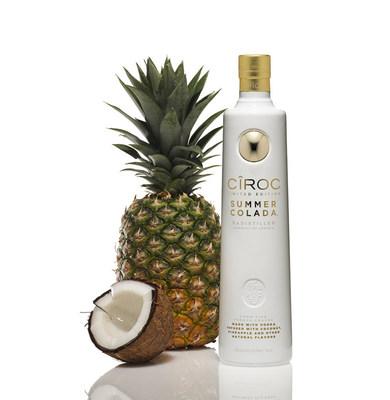 Ciroc Summer Bottle