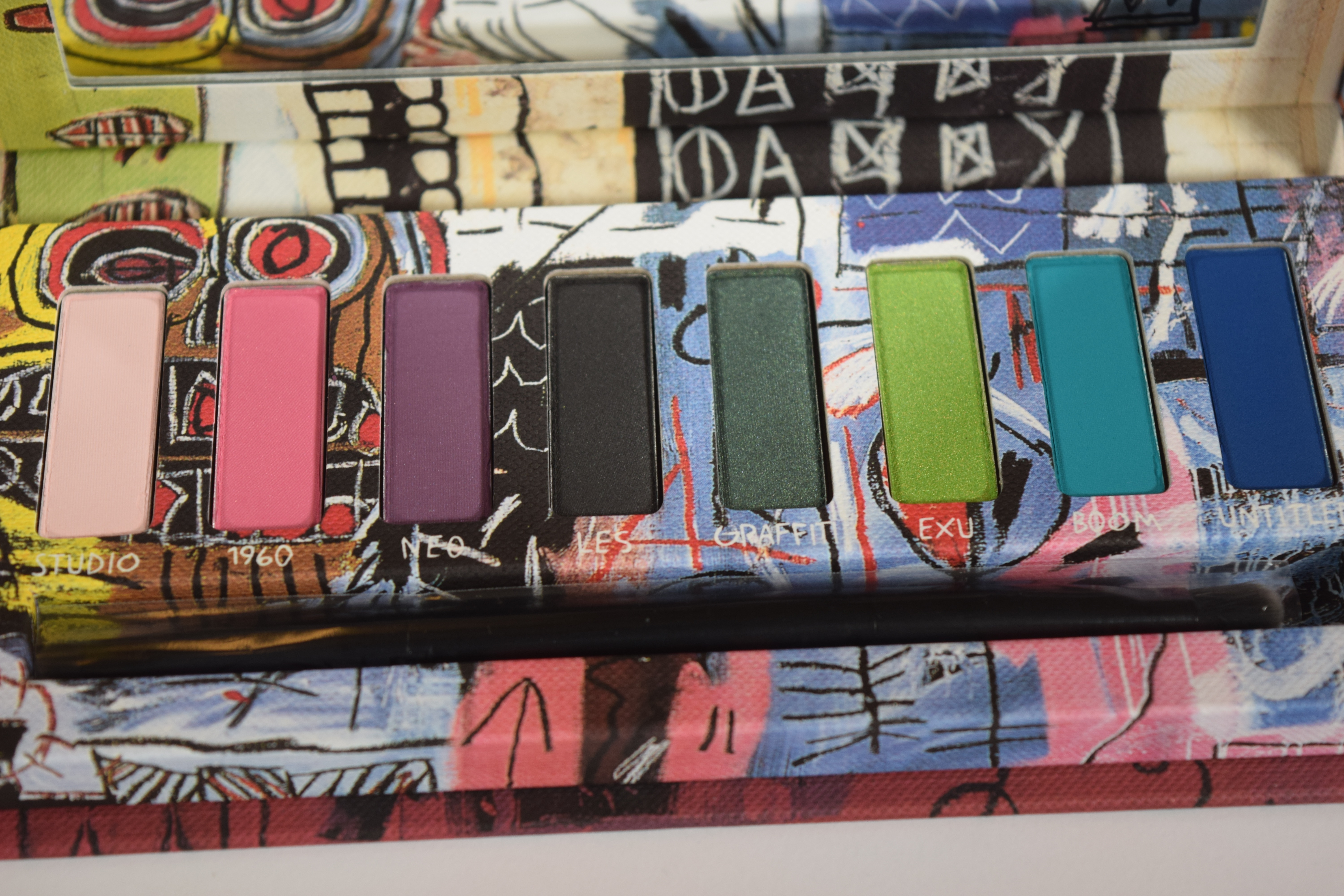 Urban Decay Basquiat Collection