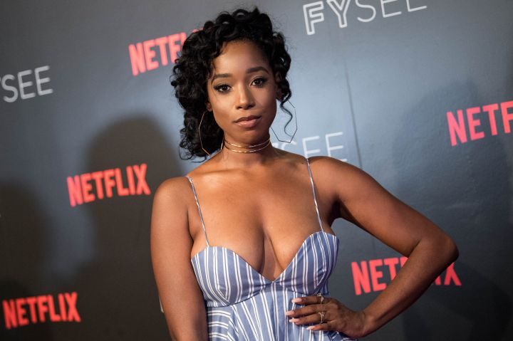 Ashley Blaine Featherson for 'Dear White People'