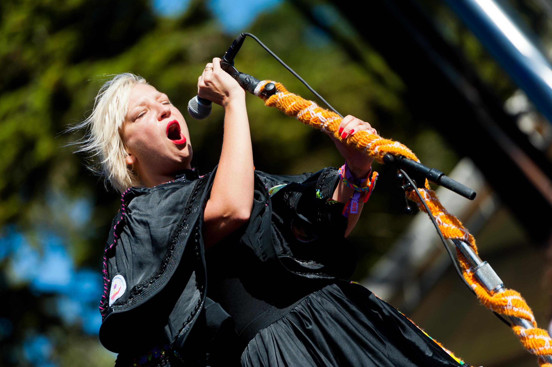 Outside Lands Music Festival 2011 - Day 2