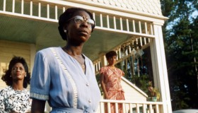 On the Set of 'The Color Purple'