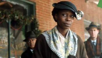 Whoopi Goldberg In 'The Color Purple'