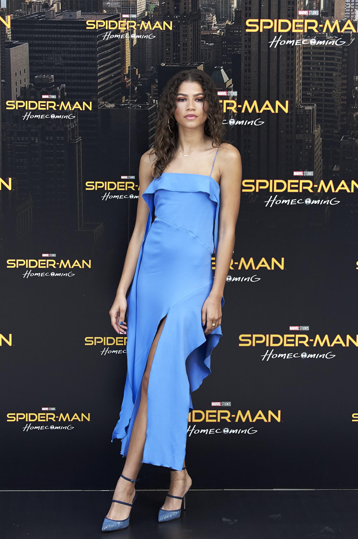 'Spider-Man: Homecoming' Madrid Photocall
