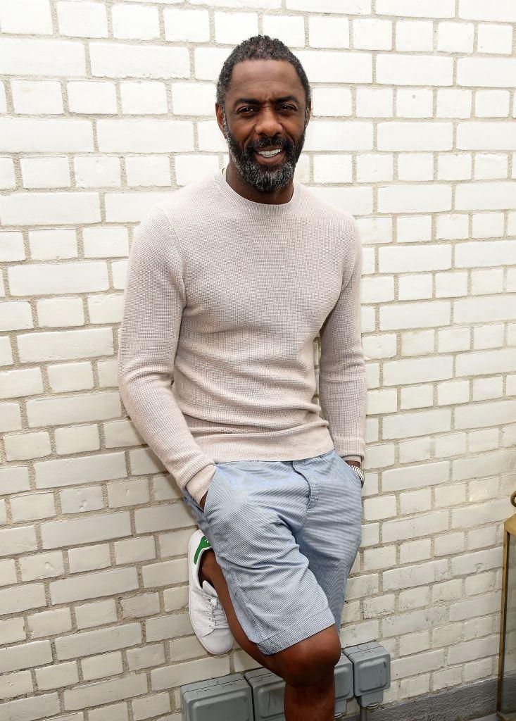 Idris Elba & Purdey's Campaign Launch Event