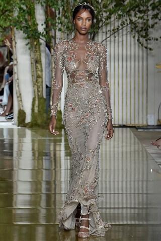 Zuhair Murad : Runway - Paris Fashion Week - Haute Couture Fall/Winter 2017-2018