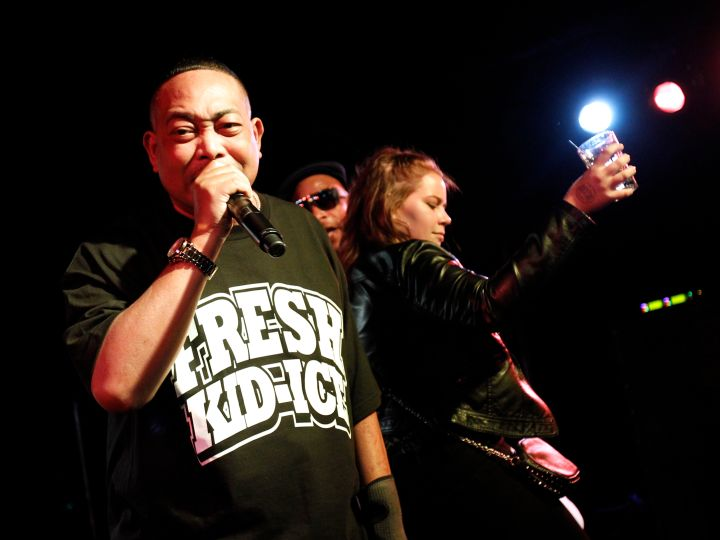 Rapper Fresh Kid Ice