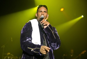 R.Kelly In Concert At Le Bataclan