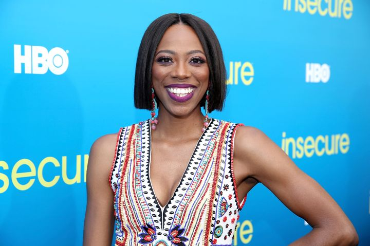 "Yvonne Orji for ""Insecure"""