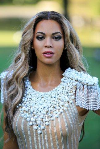 Madame Tussauds Unveil New Beyonce Wax Figure
