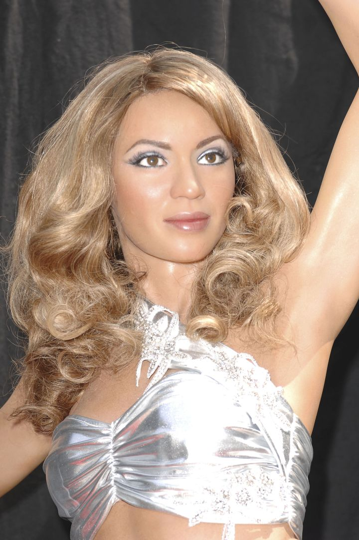 Allegedly Beyonce