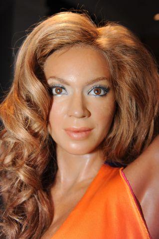Beyonce Wax Figure