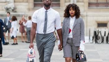 Street Style - Paris Fashion Week - Menswear Spring/Summer 2018 : Day Five