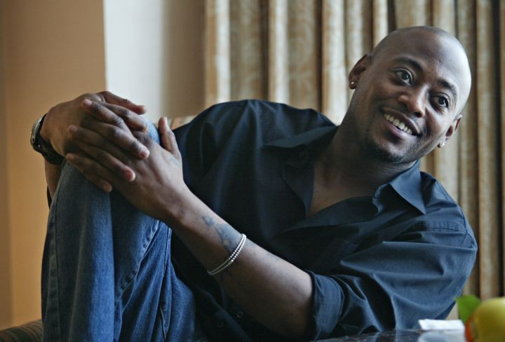 Omar Epps is playing a hot headed boxer opposite Meg Ryan in the film Against The Ropes. Need a dram