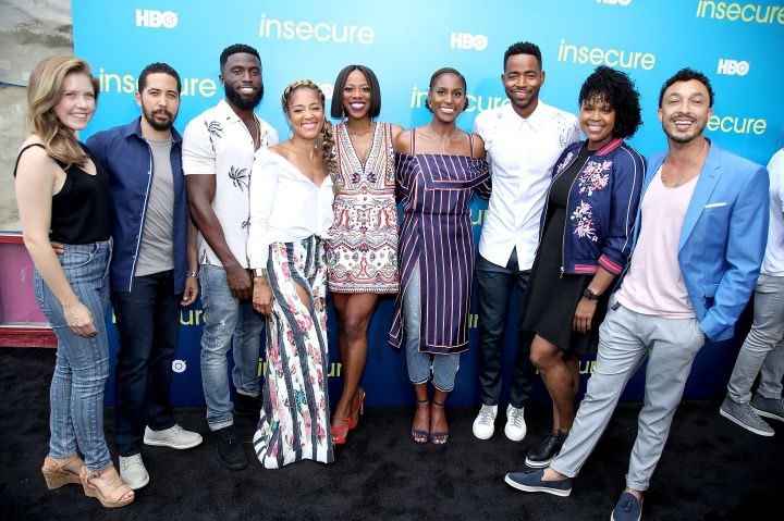 """""""Insecure"""" for Best Comedy Series"""