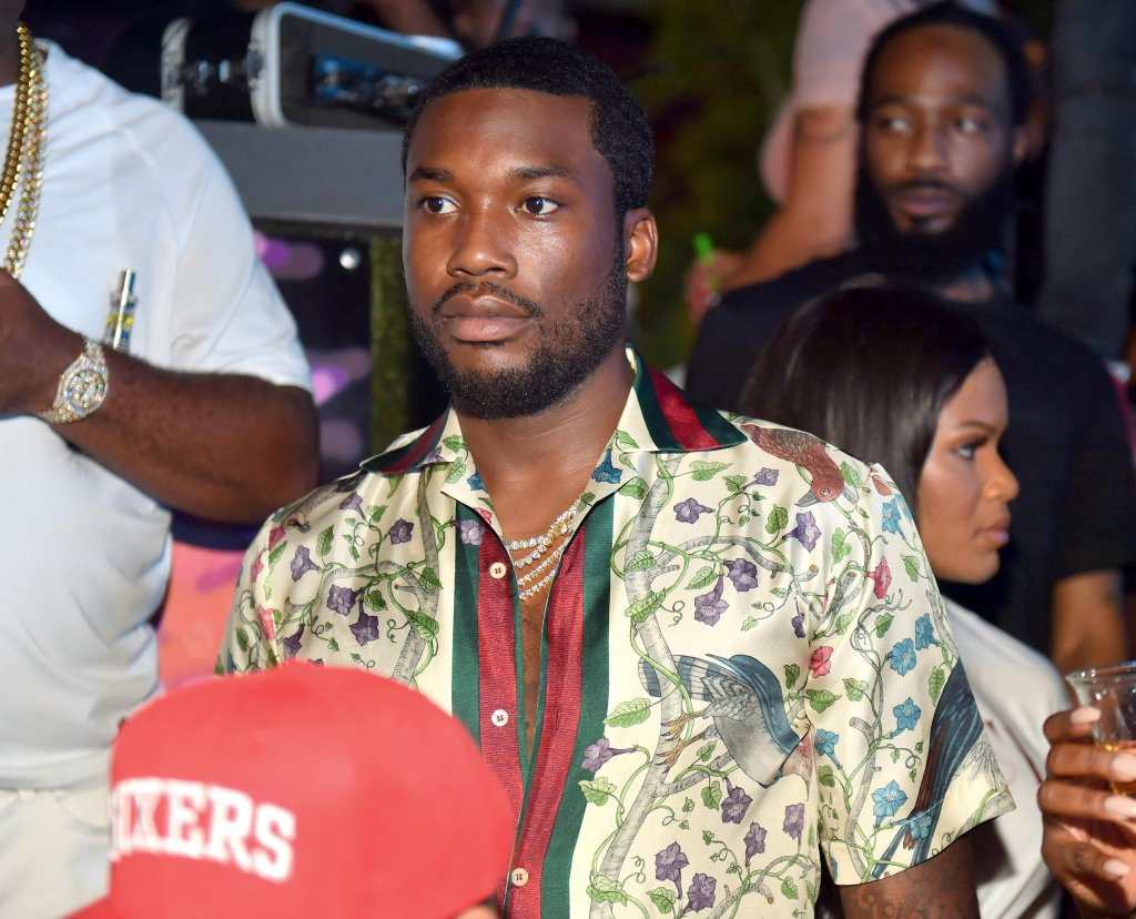 Meek Mill Album Release Party
