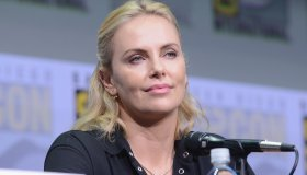 Comic-Con International 2017 - Entertainment Weekly's Women Who Kick Ass: Icon Edition With Charlize Theron