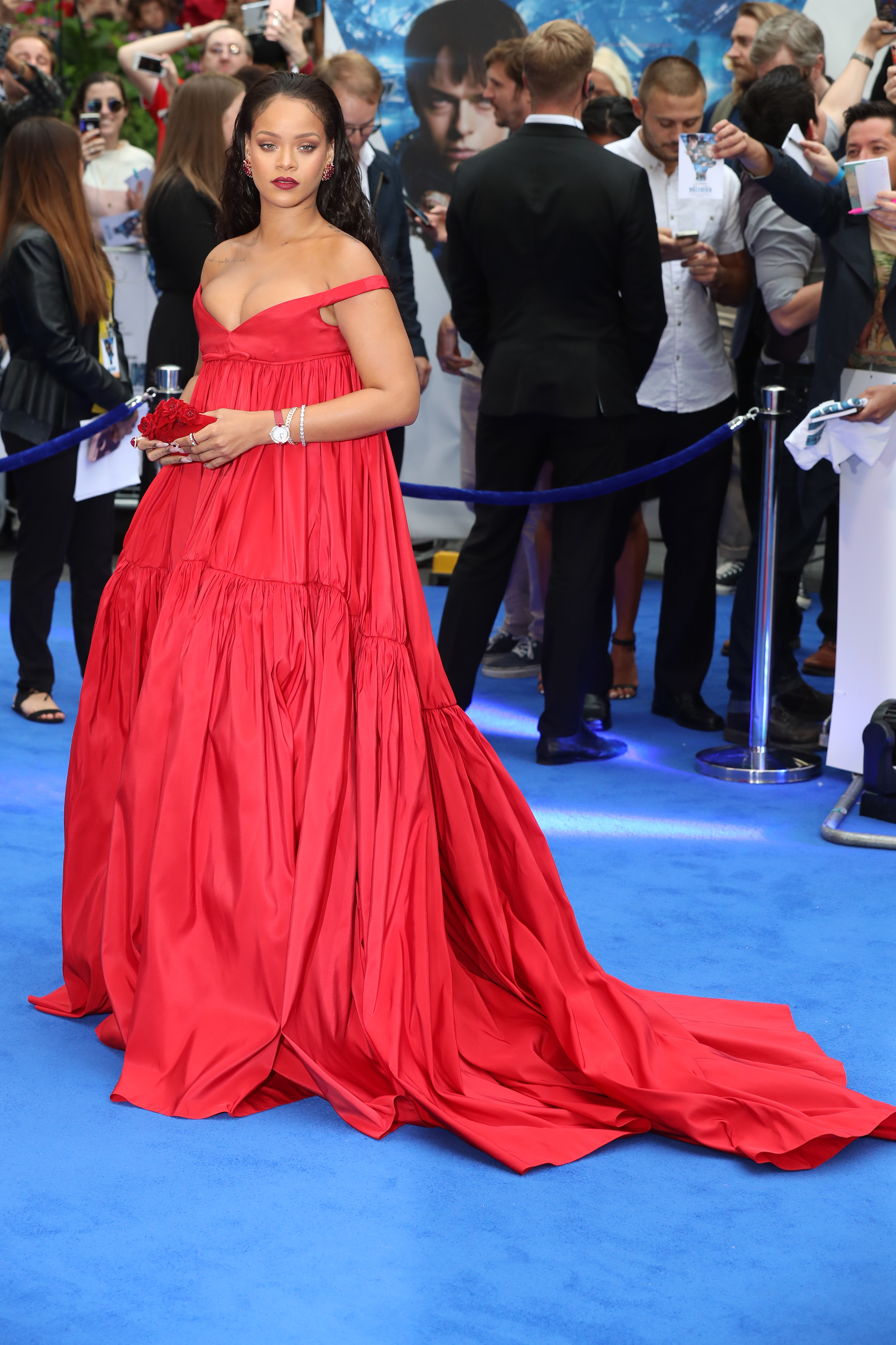 'Valerian And The City Of A Thousand Planets' European Premiere - Red Carpet Arrivals