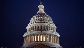 Senators Debate Health Care Bill On Capitol Hill