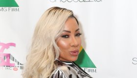 Hazel-E, Lil' Fizz And Brittani Williams Book Signing For 'Girl Code' And 'No Excuses'