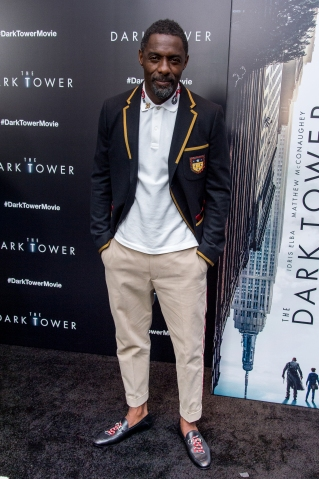 'The Dark Tower' New York Premiere