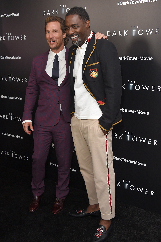 'The Dark Tower' New York Premiere - Arrivals