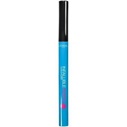 L'Oreal Infallible Paints Liquid Eyeliner Vivid Aqua