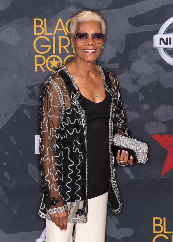 Dionne Warwick- 2012 Living Legend Award