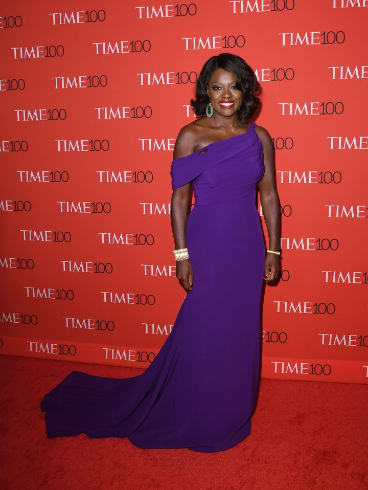 """Viola Davis, Best Actress in a Motion Picture – Drama for """"Widows"""""""