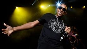 Ludacris Performs at Summer Jam in Denver