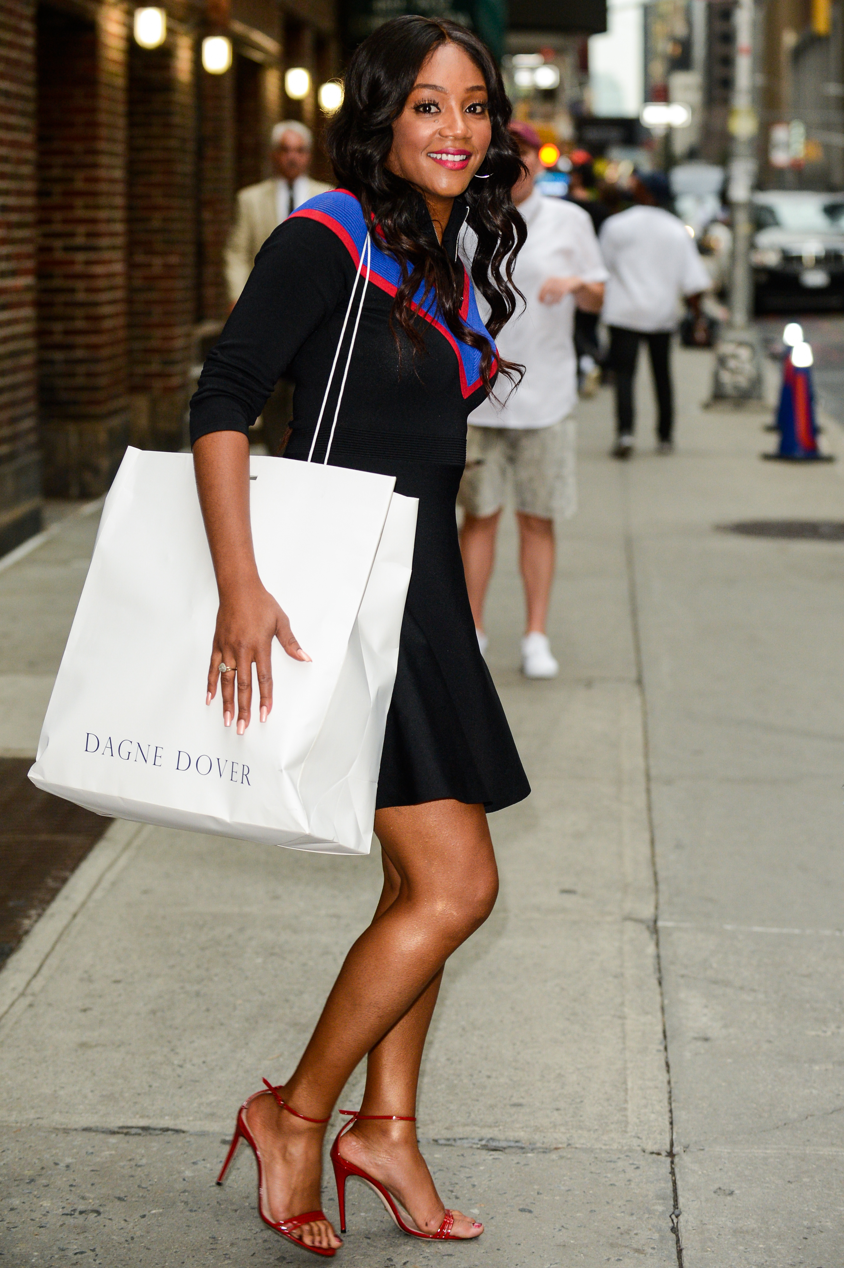 Celebrities Visit 'The Late Show With Stephen Colbert' - August 15, 2