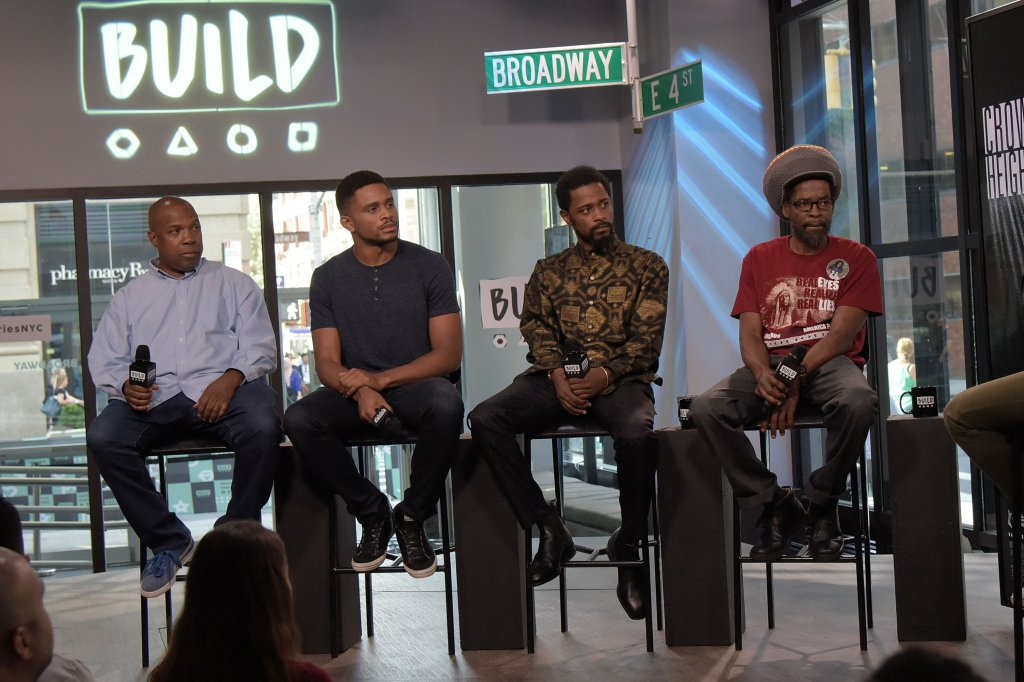Build Presents The Cast Of 'Crown Heights'