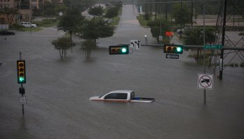Epic Flooding Inundates Houston After Hurricane Harvey