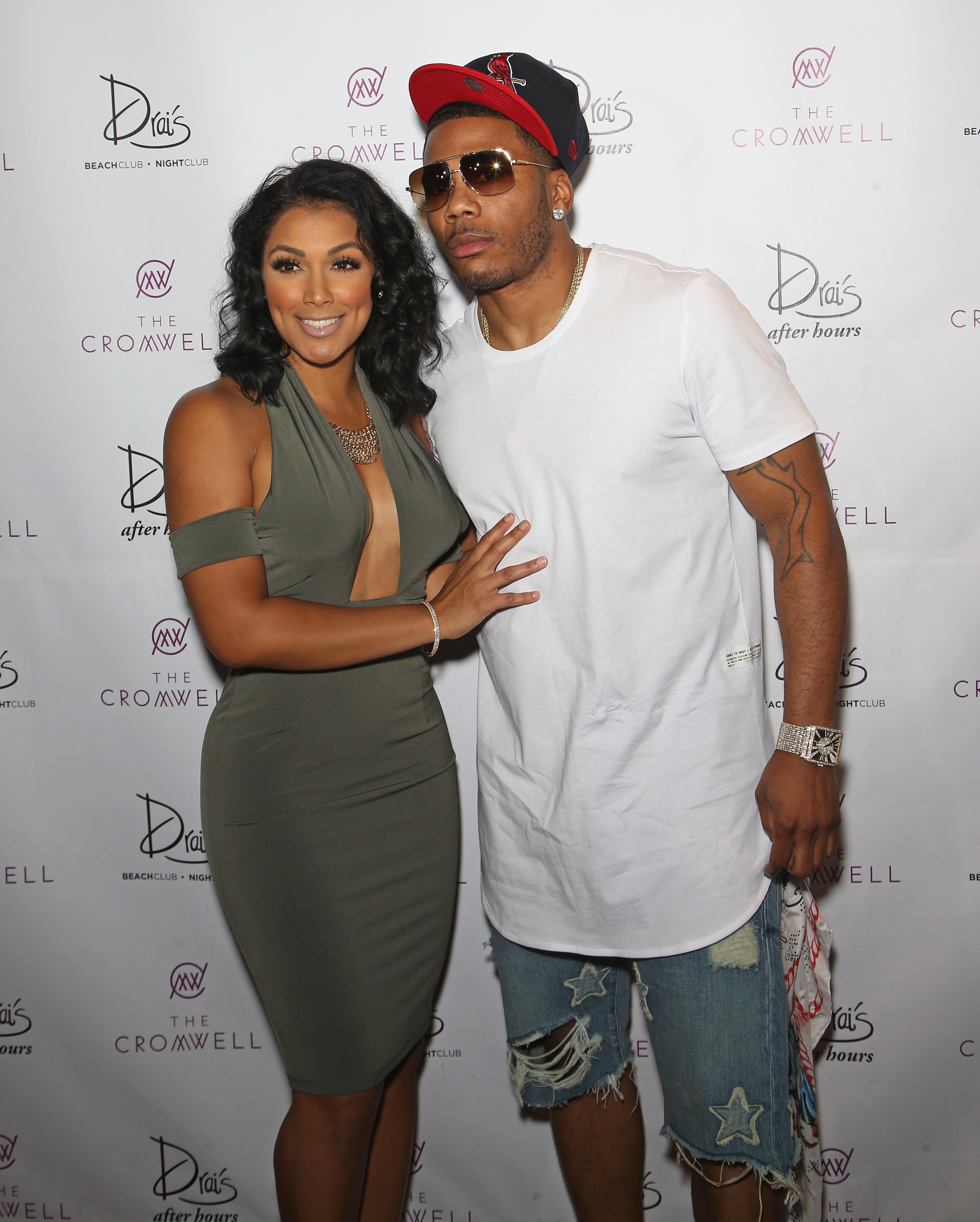 Nelly And The St. Lunatics At Drai's Beach Club - Nightclub