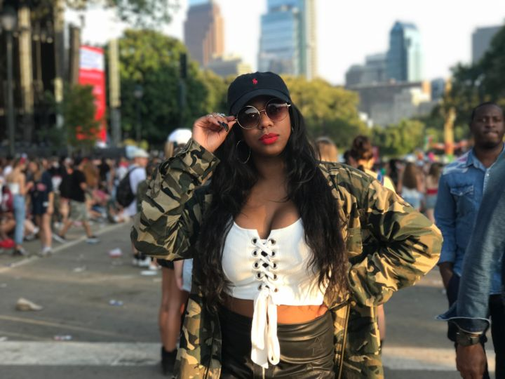Street Style: Made In America