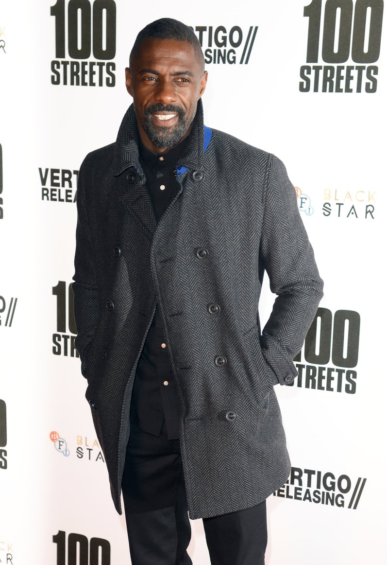 '100 Streets' - UK Premiere - Red Carpet Arrivals
